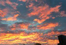 St. Pauli sky / No filter at all! Seriously!