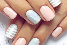 Nails / Different kind of Nails with Different styles