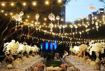 wedding: ceremony/reception / inspiration for ceremony and/or reception decor & overall vibe / by Taylor (Towne) Kellogg