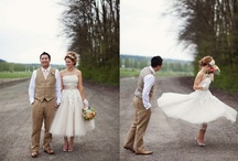 wedding: fashion / looks for bride, groom, & wedding party / by Taylor (Towne) Kellogg