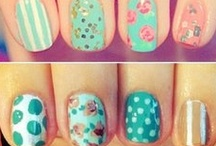 nails: to try / by Taylor (Towne) Kellogg