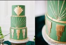 Cake Inspiration: Art Deco / by Superfine Bakery