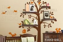Nursery ideas / by Allie Crocker
