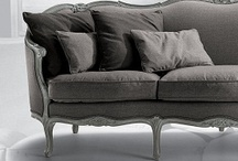 Grey  / Absoultely my new favorite - want to decorate an entire room in grey and add more pieces to my wardrobe. / by Christine Cox