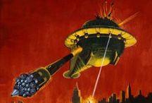 scfi / Science Fiction Stuff / by Greg Adkins