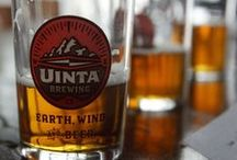 Utah Brew / Local brew is the best brew.  / by Ski Utah