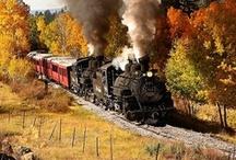 I hear the train a coming...