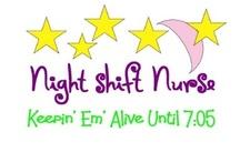 Nurses are a work of HEART