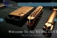 AM LOVING MUSIC / I Am Loving Music At  NC MUSIC CENTER.COM / by Thia Falero