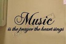 ART OF MUSIC / NCMUSICCENTER.COM / by Thia Falero