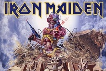 Iron Maiden / by Sheet Music Megastore