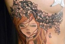 Tattoos / by ChocoletChip