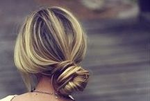 Hair ! / by Nicole St Marie
