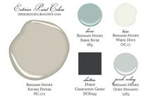 Paint colors / by Shelby Samperton