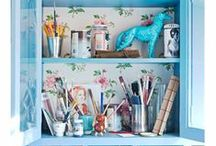 Wallpapered Furniture Inspiration