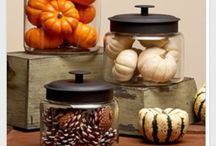 Fall decor / by Allie Crocker