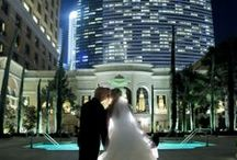 Vegas Weddings / Weddings, engagements, and ideas for tying the knot in Vegas.