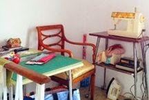 Cuarto de costuras - sewing room