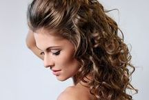 Naturally Curly Hair Inspiration / Naturally curly hair-- inspiration for cuts, color and hairstyles.  / by Zen & Spice