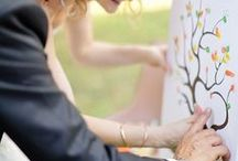 Saving Wedding Memories / Wedding guest books, guest book pictures, alternative guest books.  / by Zen & Spice