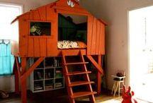 Kid Rooms / by Amanda Bryant