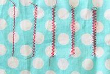 Sewing Basics / by Amanda Bryant