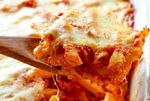 Pasta / Pasta for dinner | healthy pasta recipe | cheesy pasta | chicken pasta | beef pasta | macaroni and cheese | pasta casserole |  peirogies | rotini | spaghetti | lasagna | fettuccine | tagliatelle