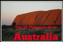 I ♥ Australia Travel / After two years living and travelling in Australia I have collected some great tips, stories and inspiration for travelling in this amazing continent!