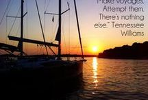 ♥ Travel Quotes ♥ / My favourite travel quotes for inspiration