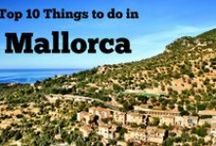 Things to do in Mallorca / The gorgeous Balearic island of Mallorca is Spanish but has its  own unique culture and much natural beauty. My favourite experiences vacationing in Mallorca, from beaches to eating out to hiking in the Serra Tramuntana.