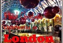♥ Christmas Travel ♥ / I love travelling at Christmas - the lights, the decorations, the markets! Here are my favourite Christmas travel experiences.