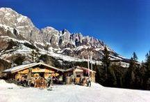 ♥ Ski Holidays ♥ / My favourite ski holidays and ideas for the next ski holiday!!