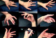 Anatomy Hands & Feet Female