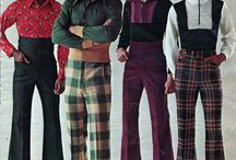 Mid-Century Men's Fashion