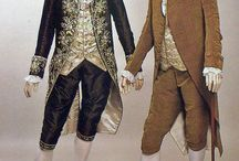 Historical Men's Apparel