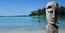 La légende des Tikis... / M'iTiK vous invite à entrer dans la légende des Tikis de Polynésie, figure emblématique de la culture et de l'histoire polynésienne.