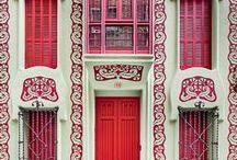 Doors and facades / Doors and facades