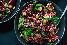 Salads You Actually Want To Eat / salad recipes, healthy salads, delicious salads, healthy salad recipes, salad recipe, salads that taste good, tasty salads, healthy lunch ideas, healthy lunch recipes, healthy lunch, side salad, healthy sides