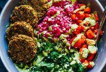 Healthy Lunch Recipes / healthy lunch, lunch recipes, lunch ideas, healthy lunch ideas, recipes to try, healthy meals, clean eating, clean eating recipes, diet friendly recipes, healthy food ideas, healthy meal ideas, macro bowl, buddha bowl