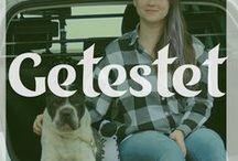 Tests - Produkte für Hund & Katze ( Spielzeug , Kleidung , Möbelstücke , Dienstleistungen und mehr ) / Produkte rund ums Tier gibt es genügend. Aber welche sind sinnvoll? Welche machen wirklich Sinn? Halten die Produkte & Dienstleistungen ihr Versprechen oder sind sie gar überteuert? Hier gibt es Test und Berichte zu Produkten rund um den Hund und die Katze Spielzeug / Körbchen / Geschirr / Halsband / Leine / Decke / Wohnen mit Tier / Möbelstück / Kuscheltiere / Bilder / Fotografie / Shooting / Training