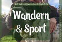 Wandern & Sport / Alles rund um Wandern und Sport mit Tieren ( Hund , Katze ) - Ideen , Tipps , DIY , Urlaub , Tests , Joggen , Wanderwege & wahrscheinlich noch einiges mehr kannst du hier finden.