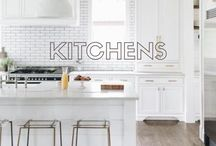 kitchens / kitchen ideas