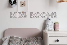 kids rooms / kids bedroom ideas