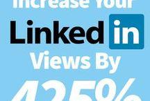 LINKEDIN for online advertising, marketing and business / LinkedIn je profesní sociální síť, na které se setkávají profesionálové a diskutují o svých pracovních zájmech. V březnu 2011 síť překonala metu 100 milionů registrovaných uživatelů, čím dál více získává popularitu i v Česku.