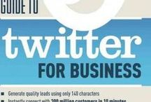 TWITTER for online advertising, marketing and busines