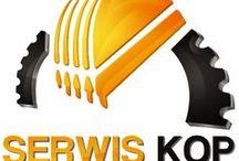SERWIS-KOP / Firma SERWIS-KOP je hlavním importerem a distributorem částí pro stavební a zemědělské stroje značky JCB, CAT, CASE, VOLVO a KOMATSU. Ve svém bohatém sortimentu nabízíme originální výrobky a náhradní díly nejvyšší kvality.