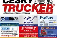 Český Trucker - červen 2015 / CZECH TRUCKER – a magazine for promoting sales of trucks and commercial vehicles - buses - delivery vans - trailers - municipal and handling equipment – container carriers - construction and agricultural machinery - industrial machinery - spare parts and accessories. Look at our Social Media sites on Google+, YouTube, Twitter, Linkedin, Pinterest and Instagram.