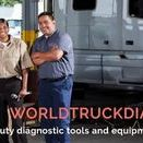 WWW.WORLDTRUCKDIAG.COM / WORLDTRUCKDIAG is an internationally operating on-line supplier of heavy-duty vehicle diagnostic tools and equipment. We offer strict quality control, after sale support, flexible pricing and fast delivery.