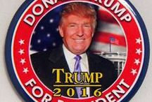 DONALD JOHN TRUMP PRESIDENT OF THE USA - congratulations!!! / Donald John Trump, Sr., born June 14, 1946, is an American business magnate, investor, author, television personality, and candidate for President of the United States in the 2016 presidential election. He is chairman and president of The Trump Organization and the founder of Trump Entertainment Resorts. Trump's career, branding efforts, lifestyle, and outspoken manner helped make him a celebrity for years, a status amplified by the success of his NBC reality show, The Apprentice.