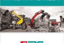 Staves s.r.o. / Prodej stavebních strojů a poskytování služeb jako je servis stavebních strojů, půjčovna stavebních strojů a školení strojníků.